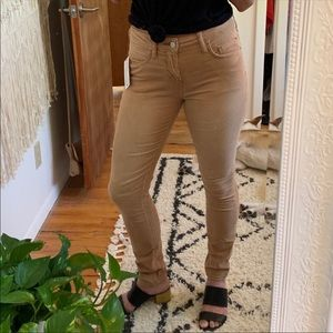 Anthropologie | Nude Corduroy Jeans